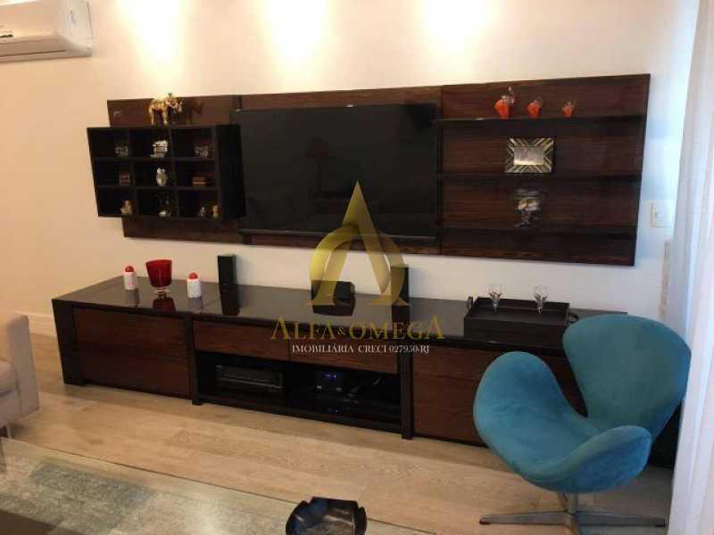 17 - Apartamento Avenida das Acácias,Barra da Tijuca, Rio de Janeiro, RJ Para Alugar, 4 Quartos, 180m² - AO40062L - 5