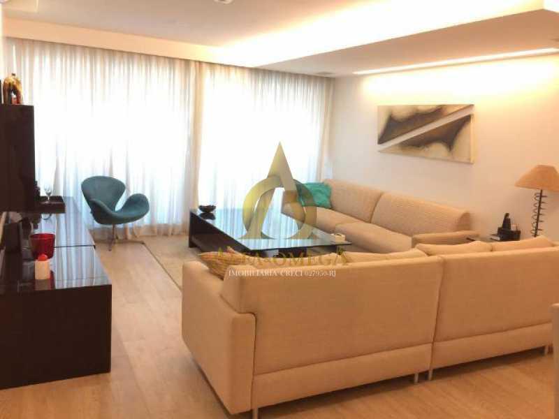 19 - Apartamento Avenida das Acácias,Barra da Tijuca, Rio de Janeiro, RJ Para Alugar, 4 Quartos, 180m² - AO40062L - 1