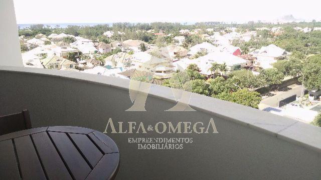 FOTO 1 - Apartamento Barra da Tijuca,Rio de Janeiro,RJ À Venda,2 Quartos,77m² - AO20066 - 1