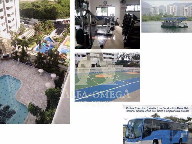 FOTO 16 - Apartamento Barra da Tijuca,Rio de Janeiro,RJ À Venda,2 Quartos,77m² - AO20066 - 16