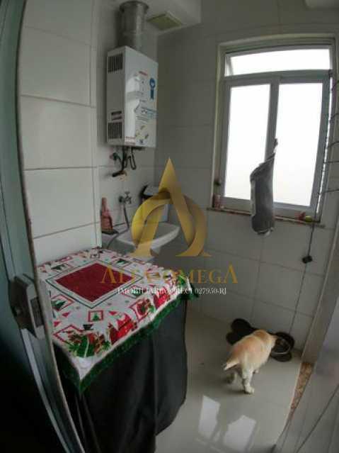 3 - Apartamento Estrada Benvindo de Novais,Recreio dos Bandeirantes, Rio de Janeiro, RJ Para Alugar, 2 Quartos, 70m² - AO20302L - 16