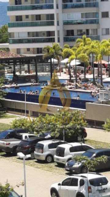 4 - Apartamento Estrada Benvindo de Novais,Recreio dos Bandeirantes, Rio de Janeiro, RJ Para Alugar, 2 Quartos, 70m² - AO20302L - 18