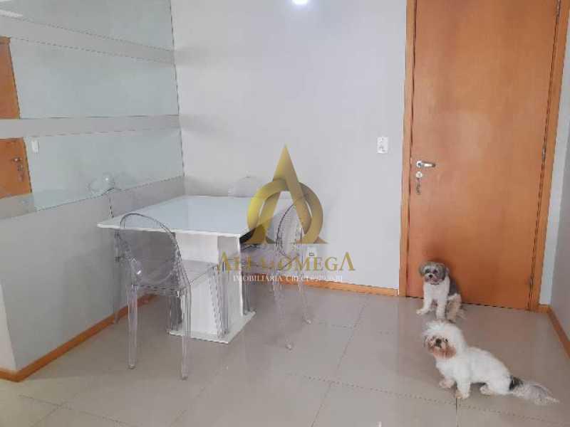 7 - Apartamento Estrada Benvindo de Novais,Recreio dos Bandeirantes, Rio de Janeiro, RJ Para Alugar, 2 Quartos, 70m² - AO20302L - 6