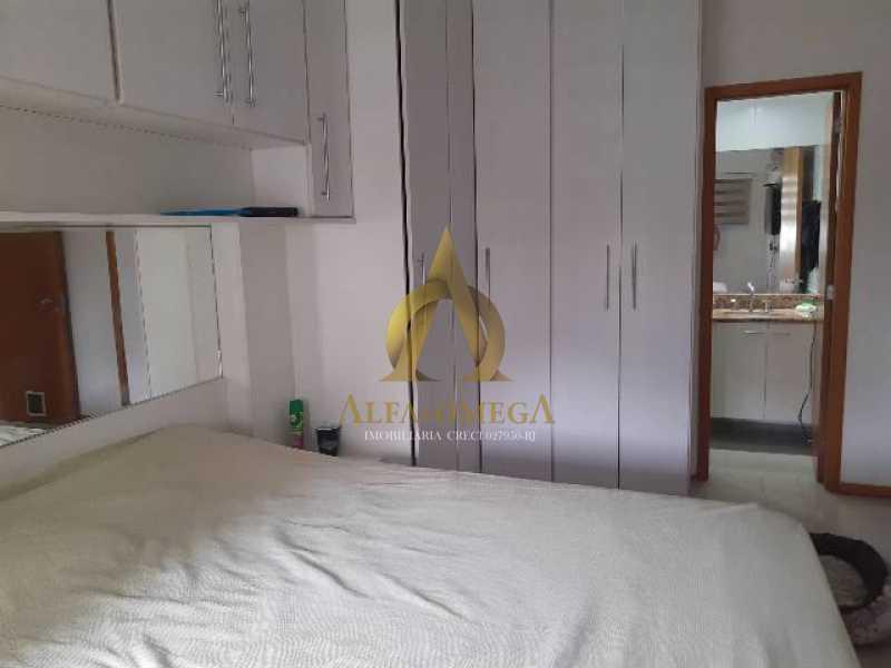 9 - Apartamento Estrada Benvindo de Novais,Recreio dos Bandeirantes, Rio de Janeiro, RJ Para Alugar, 2 Quartos, 70m² - AO20302L - 7