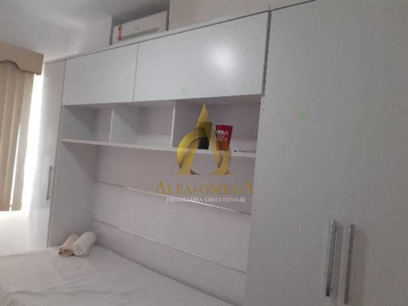 10 - Apartamento Estrada Benvindo de Novais,Recreio dos Bandeirantes, Rio de Janeiro, RJ Para Alugar, 2 Quartos, 70m² - AO20302L - 8