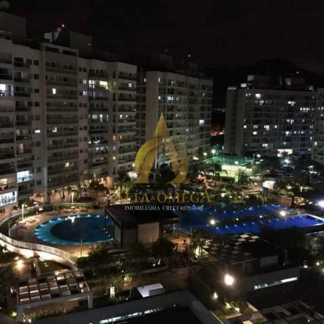 14 - Apartamento Estrada Benvindo de Novais,Recreio dos Bandeirantes, Rio de Janeiro, RJ Para Alugar, 2 Quartos, 70m² - AO20302L - 19