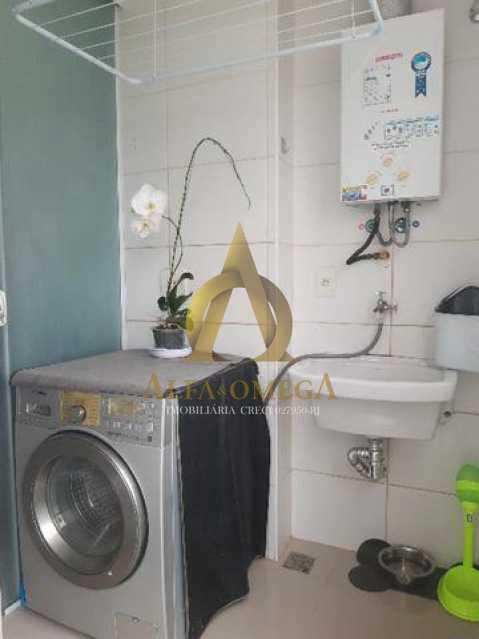 15 - Apartamento Estrada Benvindo de Novais,Recreio dos Bandeirantes, Rio de Janeiro, RJ Para Alugar, 2 Quartos, 70m² - AO20302L - 17