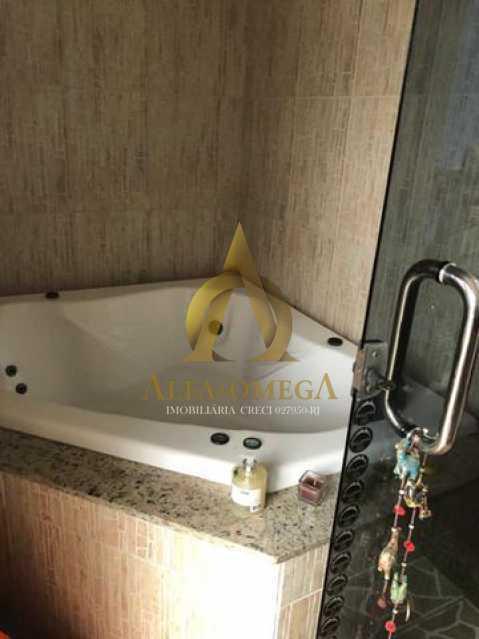 3 - Casa em Condomínio Para Alugar Rua José Américo de Almeida,Recreio dos Bandeirantes, Rio de Janeiro - R$ 3.000 - AO60056L - 10