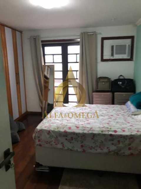 6 - Casa em Condomínio Para Alugar Rua José Américo de Almeida,Recreio dos Bandeirantes, Rio de Janeiro - R$ 3.000 - AO60056L - 5