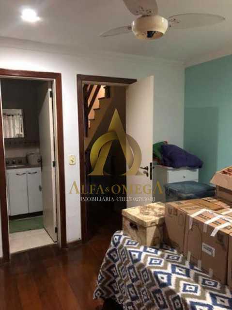 7 - Casa em Condomínio Para Alugar Rua José Américo de Almeida,Recreio dos Bandeirantes, Rio de Janeiro - R$ 3.000 - AO60056L - 8