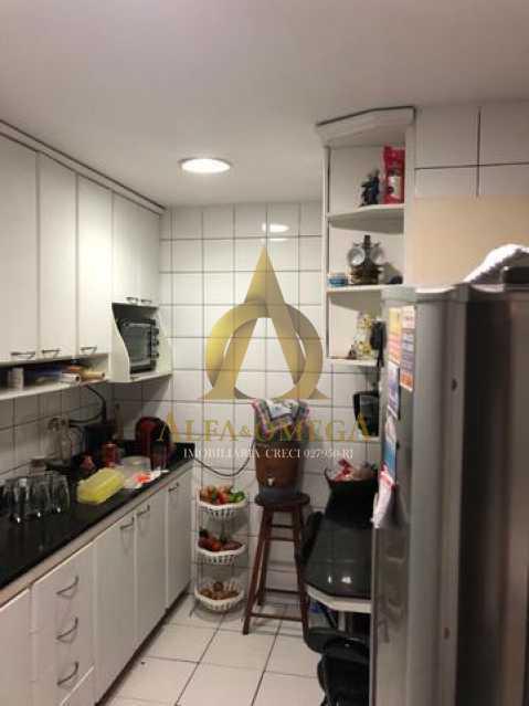 10 - Casa em Condomínio Para Alugar Rua José Américo de Almeida,Recreio dos Bandeirantes, Rio de Janeiro - R$ 3.000 - AO60056L - 12
