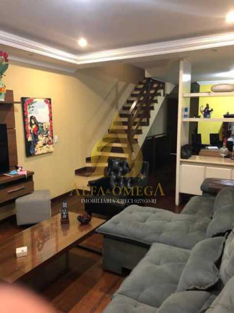 12 - Casa em Condomínio Para Alugar Rua José Américo de Almeida,Recreio dos Bandeirantes, Rio de Janeiro - R$ 3.000 - AO60056L - 1