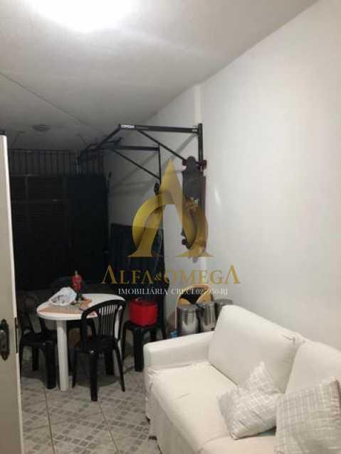 15 - Casa em Condomínio Para Alugar Rua José Américo de Almeida,Recreio dos Bandeirantes, Rio de Janeiro - R$ 3.000 - AO60056L - 16