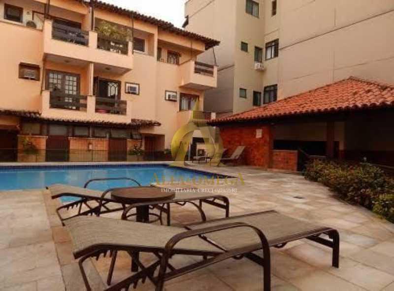 18 - Casa em Condomínio Para Alugar Rua José Américo de Almeida,Recreio dos Bandeirantes, Rio de Janeiro - R$ 3.000 - AO60056L - 20
