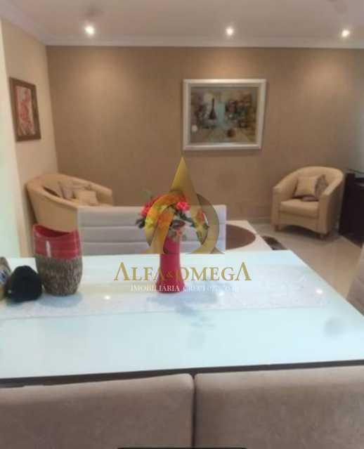 2 - Casa em Condomínio à venda Rua Suzano,Freguesia (Jacarepaguá), Rio de Janeiro - R$ 750.000 - AOJ60092 - 3