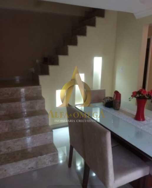 5 - Casa em Condomínio à venda Rua Suzano,Freguesia (Jacarepaguá), Rio de Janeiro - R$ 750.000 - AOJ60092 - 6