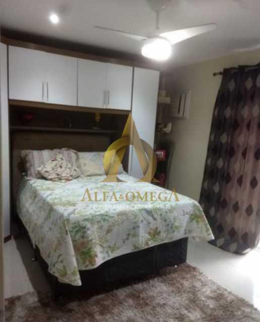 6 - Casa em Condomínio à venda Rua Suzano,Freguesia (Jacarepaguá), Rio de Janeiro - R$ 750.000 - AOJ60092 - 7