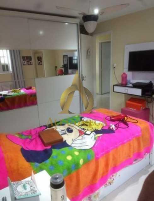 7 - Casa em Condomínio à venda Rua Suzano,Freguesia (Jacarepaguá), Rio de Janeiro - R$ 750.000 - AOJ60092 - 10