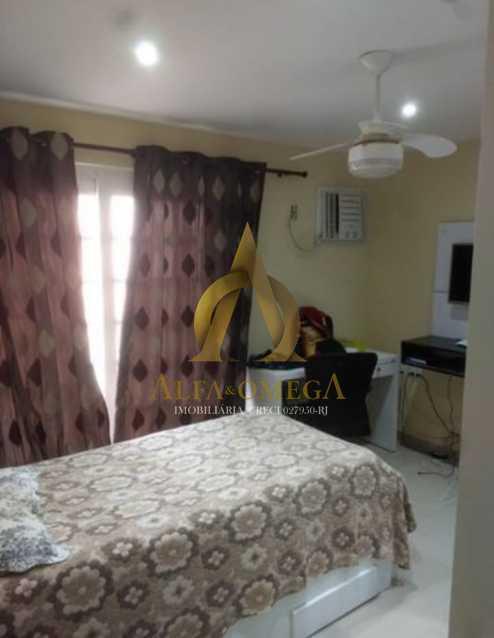 8 - Casa em Condomínio à venda Rua Suzano,Freguesia (Jacarepaguá), Rio de Janeiro - R$ 750.000 - AOJ60092 - 8