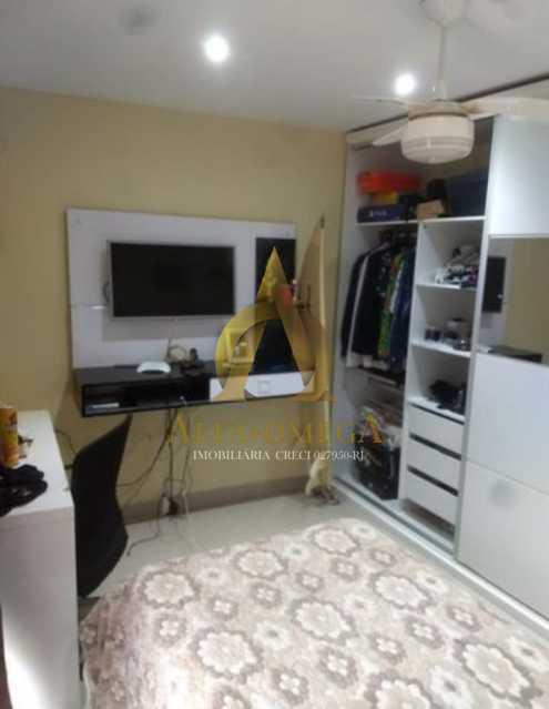 9 - Casa em Condomínio à venda Rua Suzano,Freguesia (Jacarepaguá), Rio de Janeiro - R$ 750.000 - AOJ60092 - 9