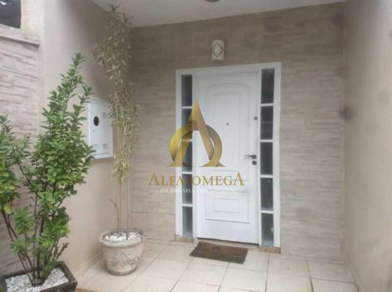 11 - Casa em Condomínio à venda Rua Suzano,Freguesia (Jacarepaguá), Rio de Janeiro - R$ 750.000 - AOJ60092 - 16