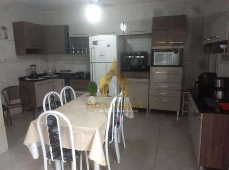 12 - Casa em Condomínio à venda Rua Suzano,Freguesia (Jacarepaguá), Rio de Janeiro - R$ 750.000 - AOJ60092 - 13