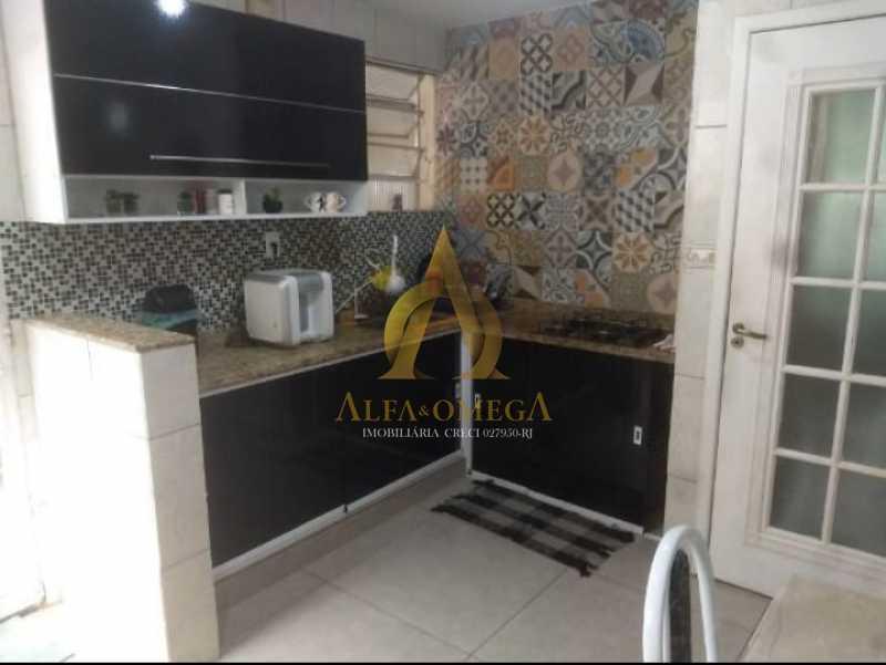 13 - Casa em Condomínio à venda Rua Suzano,Freguesia (Jacarepaguá), Rio de Janeiro - R$ 750.000 - AOJ60092 - 14