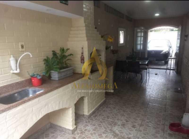 14 - Casa em Condomínio à venda Rua Suzano,Freguesia (Jacarepaguá), Rio de Janeiro - R$ 750.000 - AOJ60092 - 15
