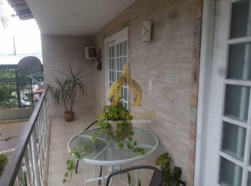 15 - Casa em Condomínio à venda Rua Suzano,Freguesia (Jacarepaguá), Rio de Janeiro - R$ 750.000 - AOJ60092 - 11
