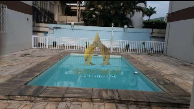 1 - Apartamento à venda Rua Baronesa,Praça Seca, Rio de Janeiro - R$ 200.000 - AOJ20207 - 15
