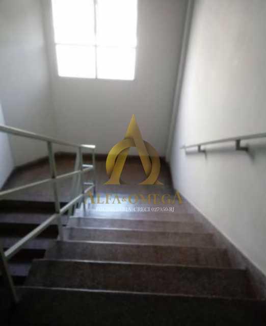 4 - Apartamento à venda Rua Baronesa,Praça Seca, Rio de Janeiro - R$ 200.000 - AOJ20207 - 11