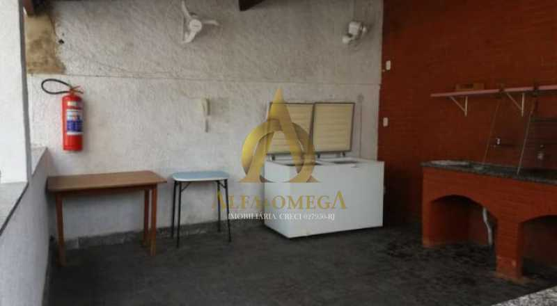 5 - Apartamento à venda Rua Baronesa,Praça Seca, Rio de Janeiro - R$ 200.000 - AOJ20207 - 14