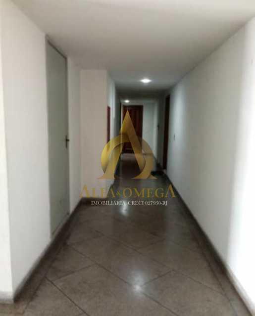 7 - Apartamento à venda Rua Baronesa,Praça Seca, Rio de Janeiro - R$ 200.000 - AOJ20207 - 12