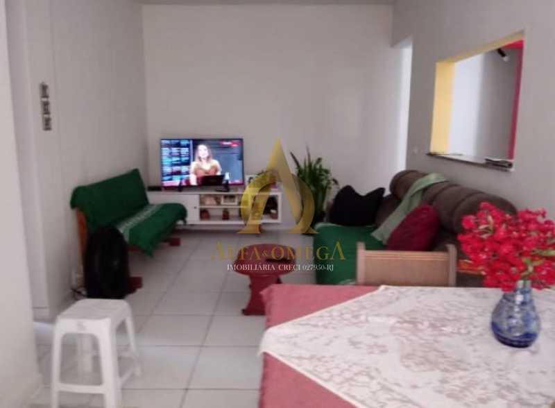 8 - Apartamento à venda Rua Baronesa,Praça Seca, Rio de Janeiro - R$ 200.000 - AOJ20207 - 1