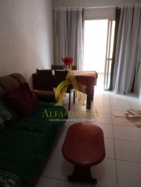 9 - Apartamento à venda Rua Baronesa,Praça Seca, Rio de Janeiro - R$ 200.000 - AOJ20207 - 3