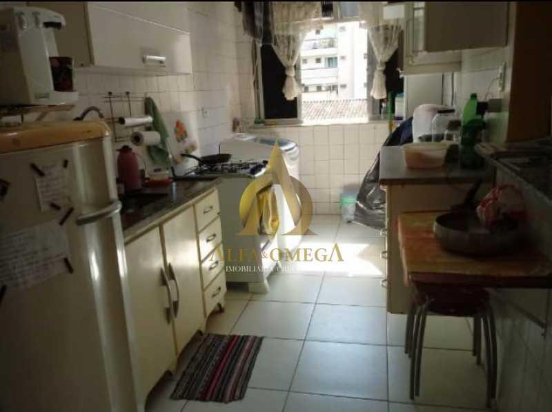 10 - Apartamento à venda Rua Baronesa,Praça Seca, Rio de Janeiro - R$ 200.000 - AOJ20207 - 8