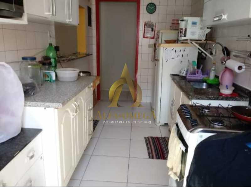 11 - Apartamento à venda Rua Baronesa,Praça Seca, Rio de Janeiro - R$ 200.000 - AOJ20207 - 9