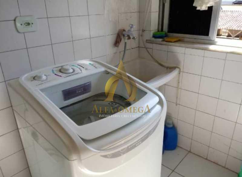 12 - Apartamento à venda Rua Baronesa,Praça Seca, Rio de Janeiro - R$ 200.000 - AOJ20207 - 10