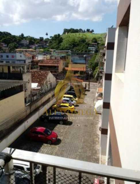 13 - Apartamento à venda Rua Baronesa,Praça Seca, Rio de Janeiro - R$ 200.000 - AOJ20207 - 5