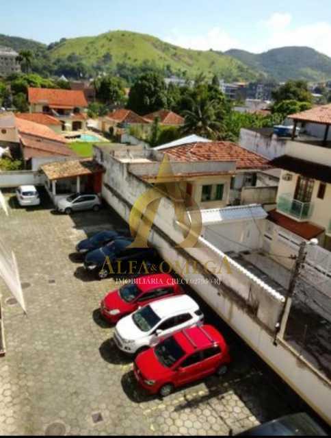 14 - Apartamento à venda Rua Baronesa,Praça Seca, Rio de Janeiro - R$ 200.000 - AOJ20207 - 18