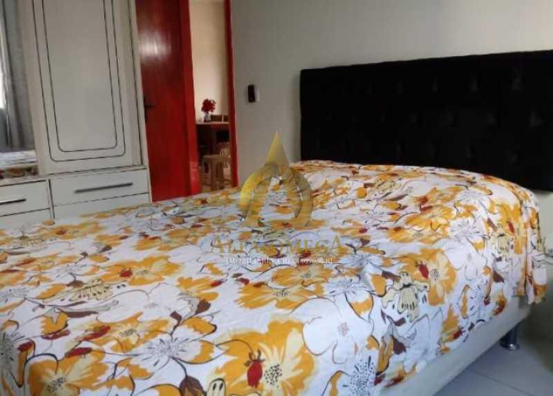 17 - Apartamento à venda Rua Baronesa,Praça Seca, Rio de Janeiro - R$ 200.000 - AOJ20207 - 6