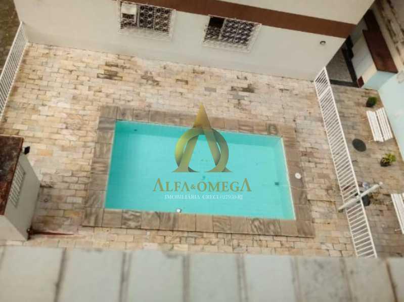 18 - Apartamento à venda Rua Baronesa,Praça Seca, Rio de Janeiro - R$ 200.000 - AOJ20207 - 16