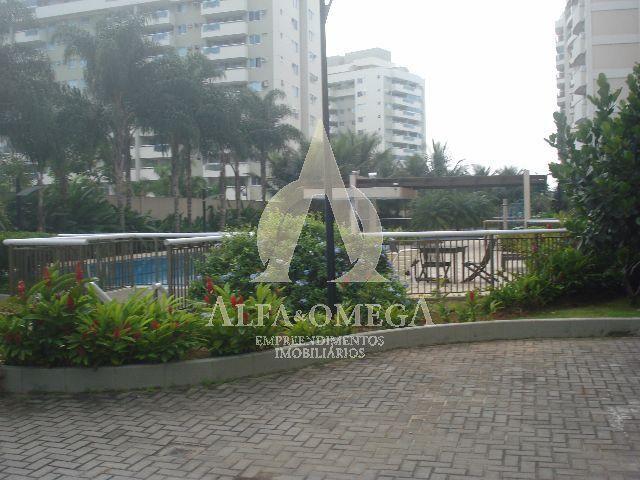 FOTO 2 - Apartamento 2 quartos à venda Barra da Tijuca, Rio de Janeiro - R$ 630.000 - AO20075 - 3