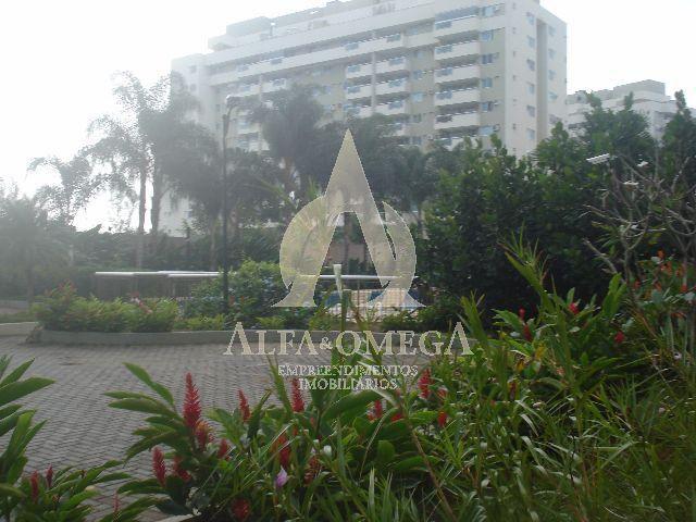 FOTO 1 - Apartamento 2 quartos à venda Barra da Tijuca, Rio de Janeiro - R$ 630.000 - AO20075 - 1