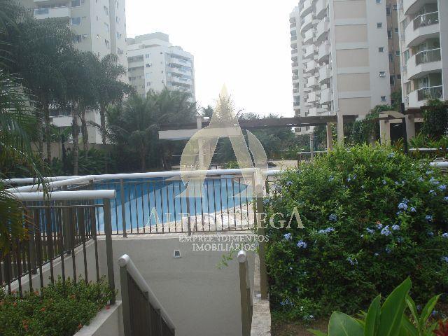 FOTO 3 - Apartamento 2 quartos à venda Barra da Tijuca, Rio de Janeiro - R$ 630.000 - AO20075 - 4
