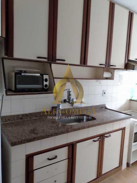 1 - Apartamento à venda Rua Paulo Moreira da Silva,Taquara, Rio de Janeiro - R$ 132.000 - AOJ10015 - 12