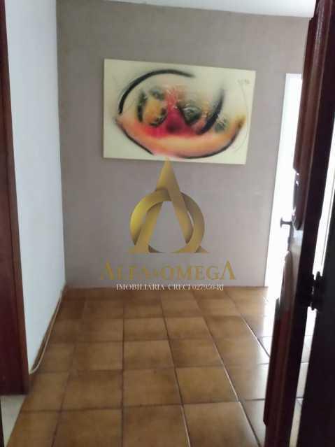 2 - Apartamento à venda Rua Paulo Moreira da Silva,Taquara, Rio de Janeiro - R$ 132.000 - AOJ10015 - 3