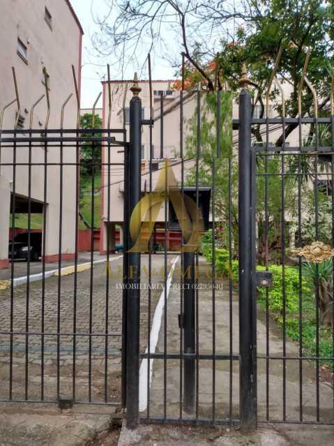 6 - Apartamento à venda Rua Paulo Moreira da Silva,Taquara, Rio de Janeiro - R$ 132.000 - AOJ10015 - 15