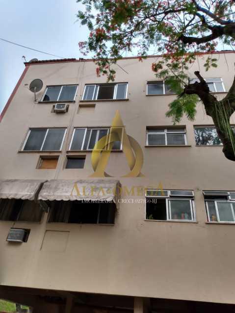 8 - Apartamento à venda Rua Paulo Moreira da Silva,Taquara, Rio de Janeiro - R$ 132.000 - AOJ10015 - 16
