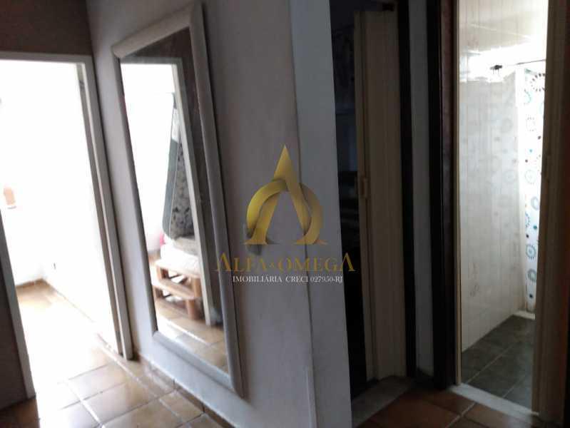 10 - Apartamento à venda Rua Paulo Moreira da Silva,Taquara, Rio de Janeiro - R$ 132.000 - AOJ10015 - 6